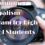 free journalism program for high school students