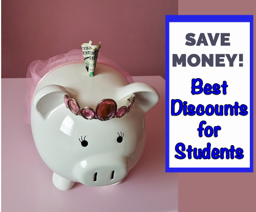 Discounts for Students
